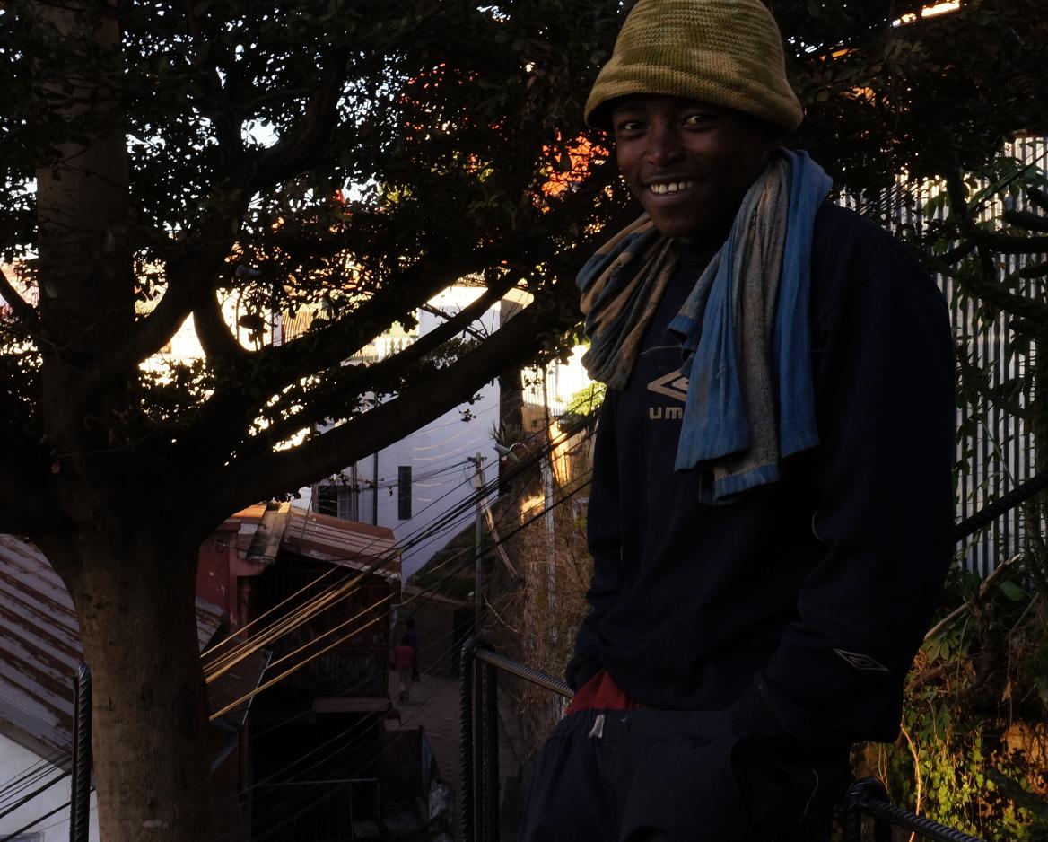 Antananarivo  - happy hoodlum