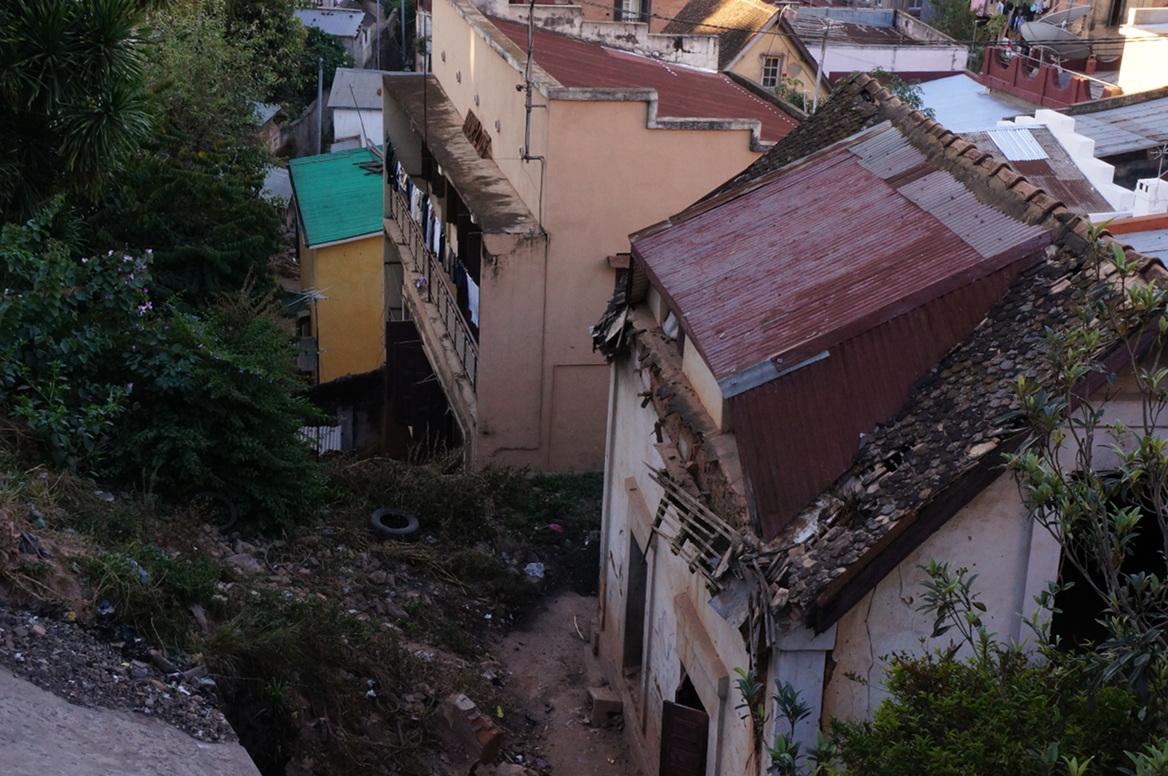 Antananarivo - rough houses