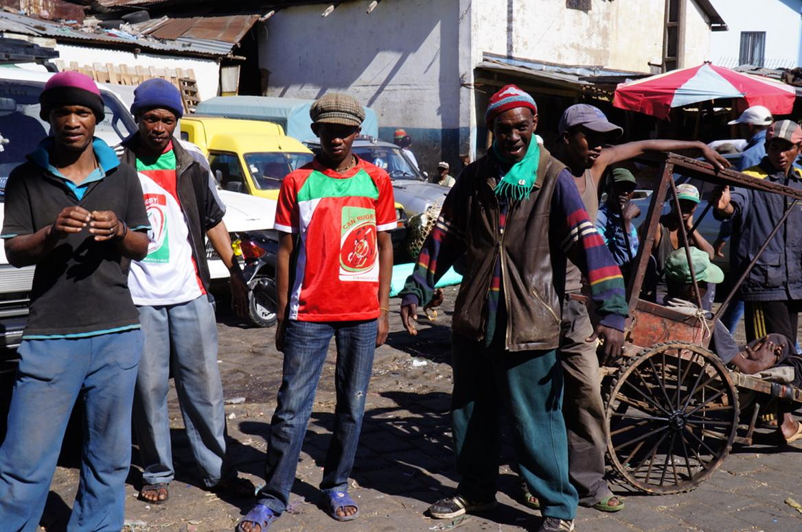 Antananarivo - tough guys