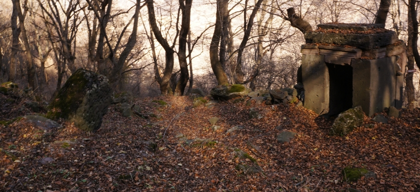 Surp Grigor Ruins: Still a Holy Place