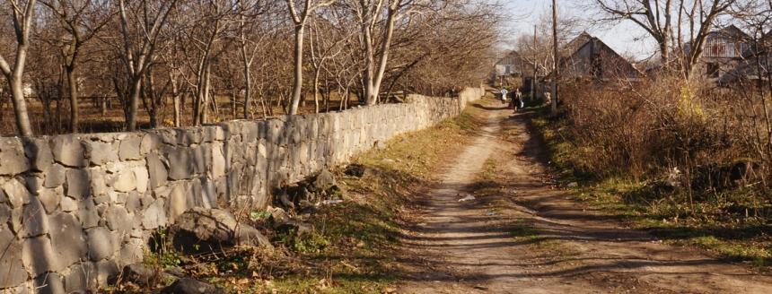 Dsegh Village Lane: Women working