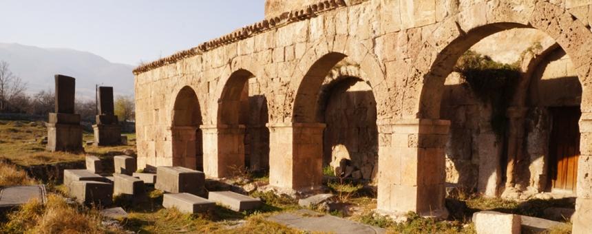 Odzun 6th Century Church