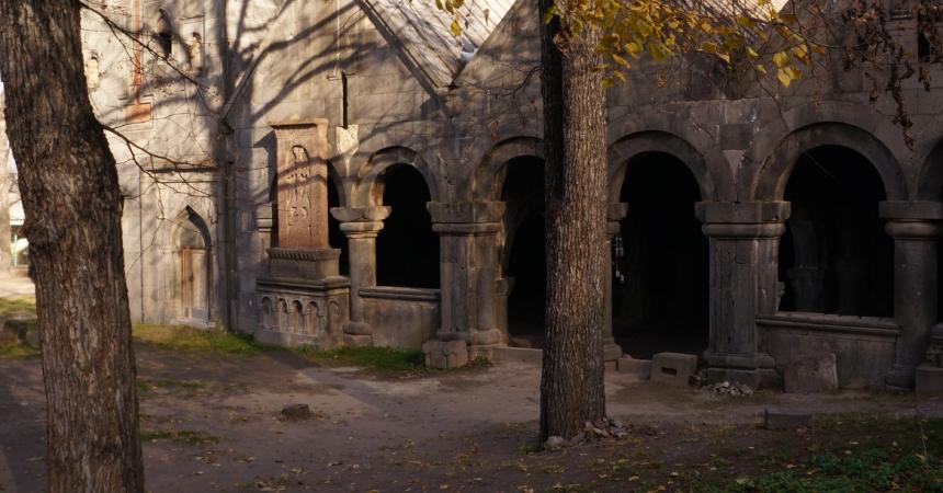Sanahin Monastery - Once Wealthier