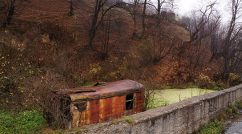 Armenia: Disused Carriage