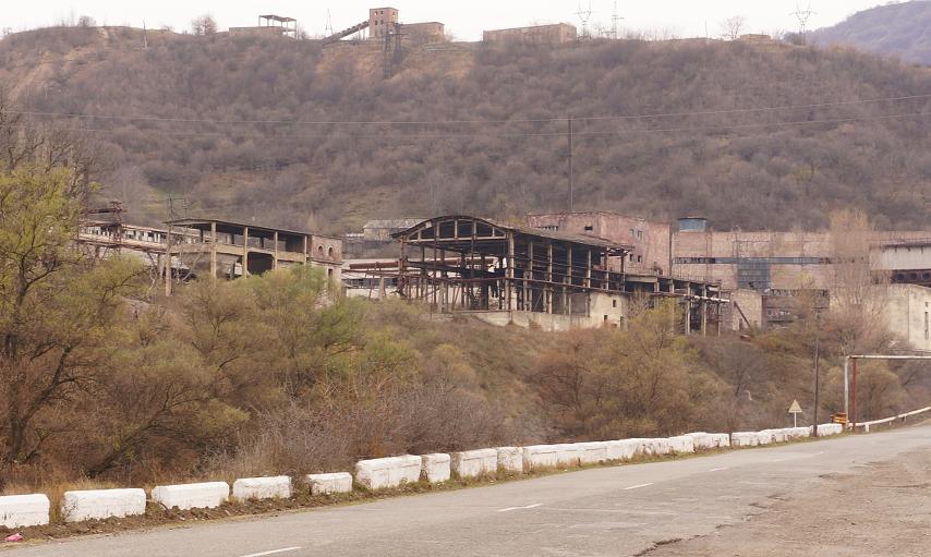 Armenia - Deserted Factories