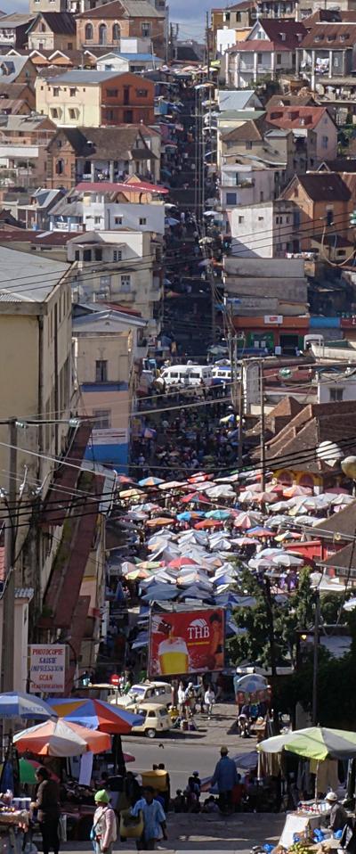 Antananarivo Steps