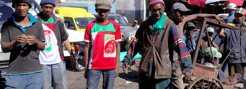 Antananarivo tough guys