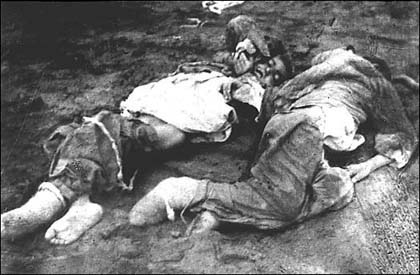 Two Armenian Boys, starved to death