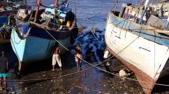 Mahajanga Boatworkers